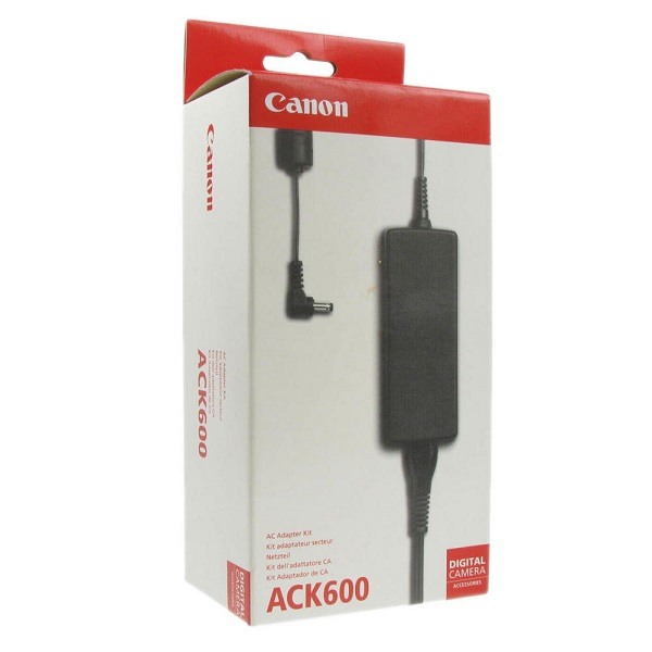 Canon ACK600 Adapter for A40, A75-85-95, A610-30-50